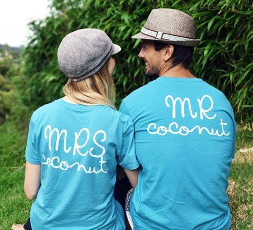 Mr & Mrs Coconut