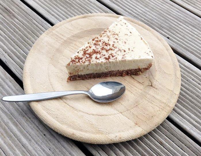 Raw Coconut Cheesecake