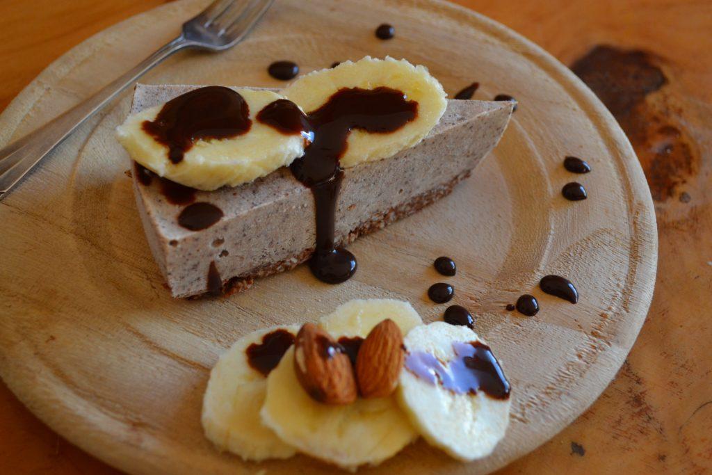 Triple-Choc Fairtrade Banana Cake