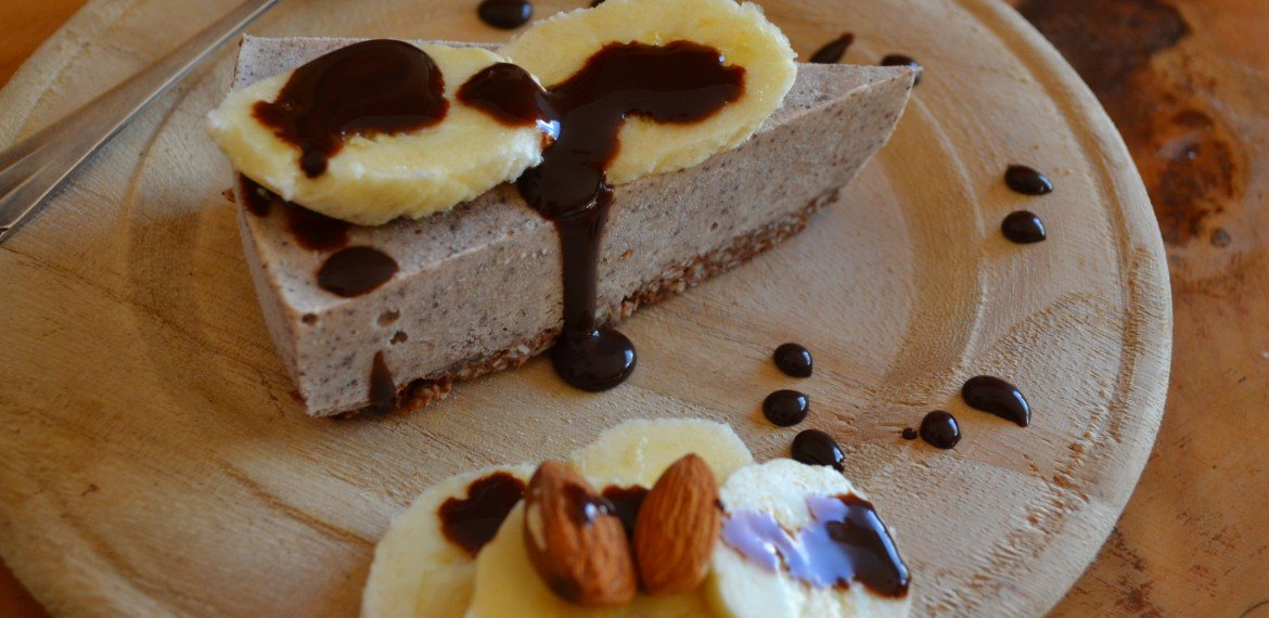 Triple-Choc Fairtrade Banana Cake