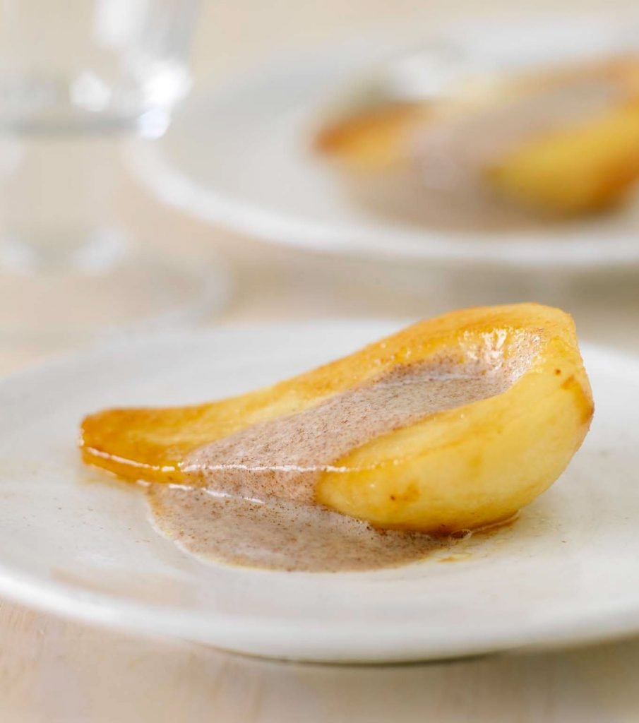 Baked-Pears-with-Honey-Yogh