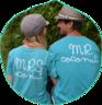 Mr & Mrs Coconut