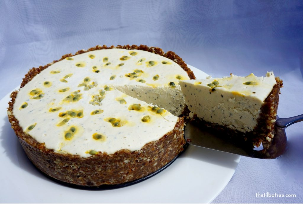 Passionfruit Cheesecake - RCY