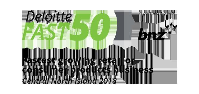 Deloitte Fast50 2018