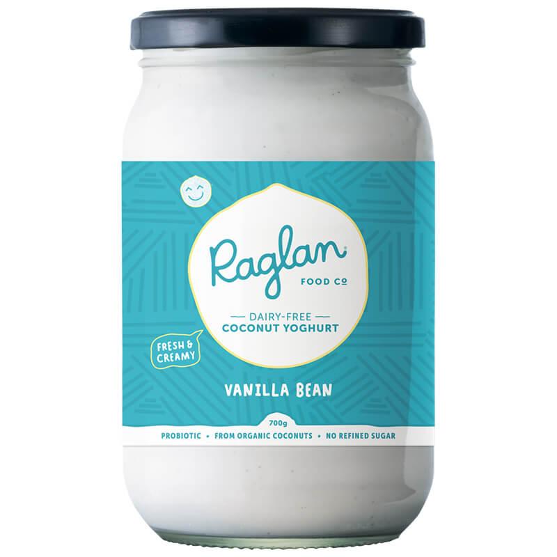 Vanilla Bean Coconut Yoghurt 700g