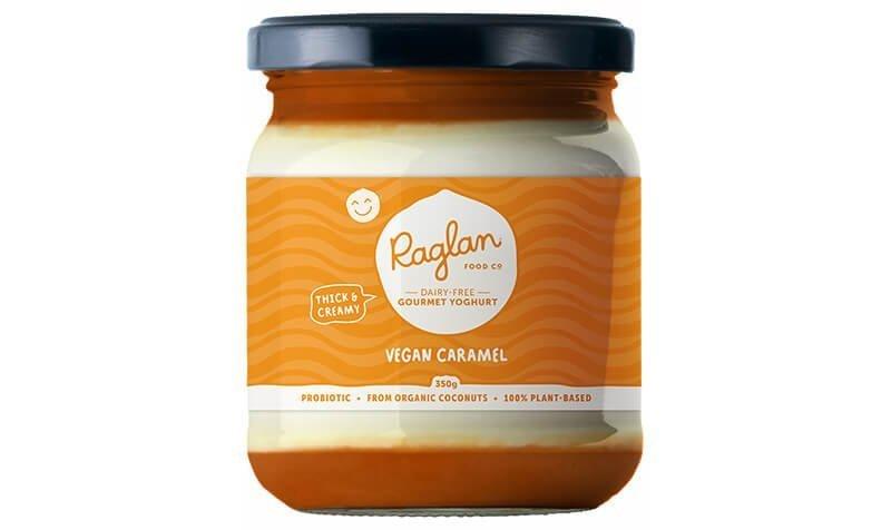 Vegan Caramel Gourmet Coconut Yoghurt 350g